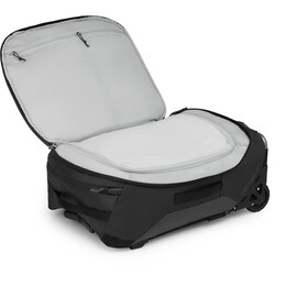 Osprey Rolling Transporter Carry-On 38 Mochila de Viaje, black